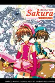 Cardcaptor Sakura: The Movie 2: The Sealed Card