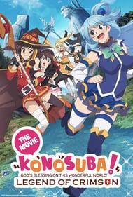 KonoSuba – God's blessing on this wonderful world! Movie: Legend of Crimson
