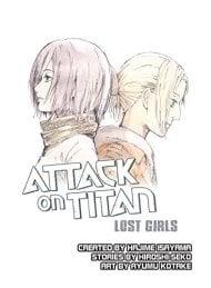 Attack on Titan: Lost Girls (Light Novel)